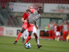 Derde oefenpot van FC Eindhoven bij MVV gaat verloren door eigen doelpunt