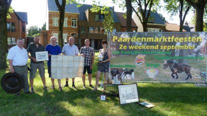 Dit weekend Paardenmarktfeesten in hartje Kaprijke