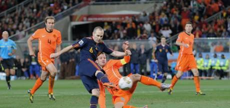 Van der Vaart keek WK-finale nooit meer terug: 'Wij dachten: penalty's en dan pakken we ze'