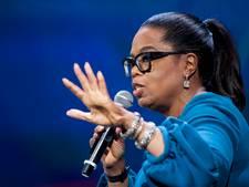 Oprah Winfrey praat met Trump-aanhangers