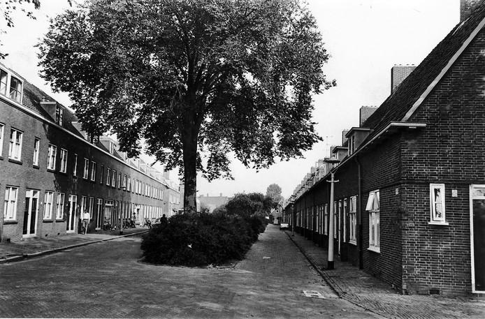 Weet u waar dit straatje te vinden was?