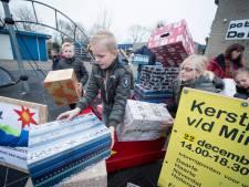 Tóch presentje voor Hellendoornse minima aan eind van het jaar, maar dit jaar geen kerstpakketten