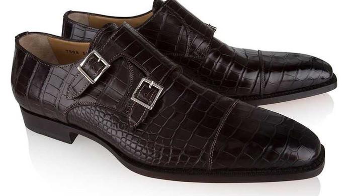 a2588c179c0 Dief gaat voor peperdure schoenen van krokodillenleer | Rotterdam ...