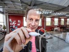 8,1 miljoen kilo junk in het heelal: Daan Roosegaarde wil het opruimen