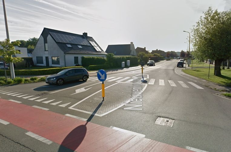 De wijk Nieuwenhove kan twee dagen niet ingereden worden via de Nieuwenhovelaan.