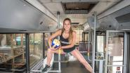 Studente (22) bouwt lijnbus om tot sportcentrum