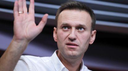 Navalny verhinderd Rusland te verlaten