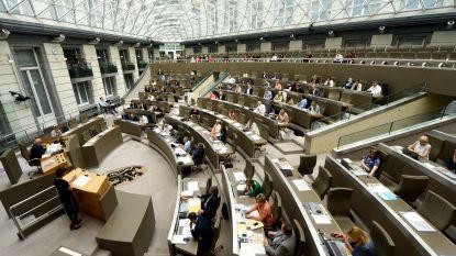 Vlaams Parlement veroordeelt geweld in Gaza, Groen en sp.a onthouden zich bij stemming