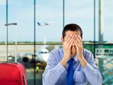 Aantal claims vertraagde vluchten bijna verdubbeld
