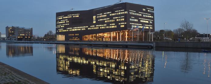 Het Waterschapskantoor in Middelburg.