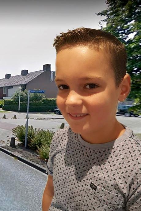 Moeder zoekt doorrijder ongeluk zoontje Cas (9): 'Hij is als een lappenpop gelanceerd'