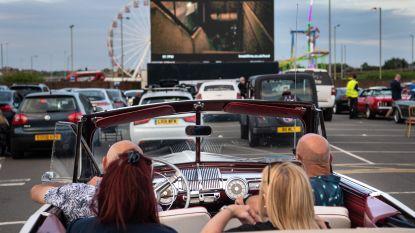 Vanavond eerste keer 'Drive-In Movie' op Markt Ternat