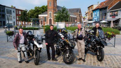 Met de moto naar de Noordkaap