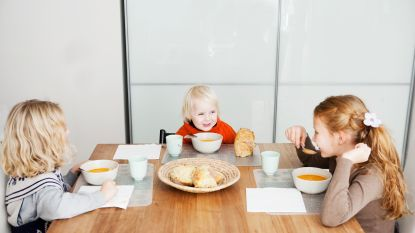 Rustig tafelen met jonge kinderen – het kan wel
