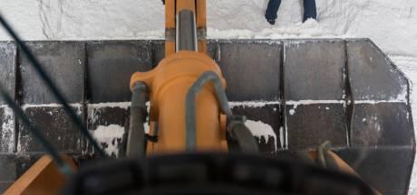 1200 ton strooizout in Den Bosch; afwachten of het fout is