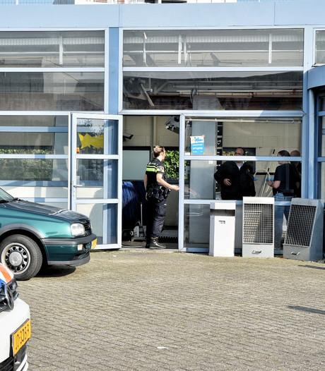 Wasstraat in Tilburg overvallen