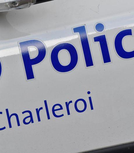 30 policiers se sont déplacés à Charleroi pour... des pétards