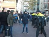 Politie voorkomt gevecht in Leeuwarden
