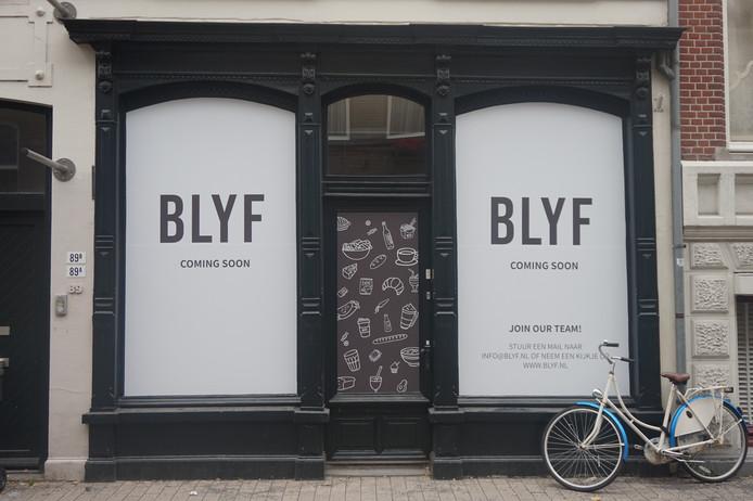 Voorheen La Belle Epoque, rond september BLYF.