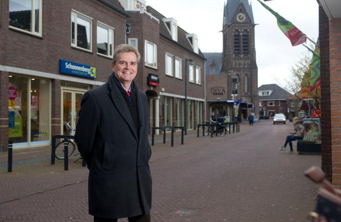 De burgemeester is de komende weken nog regelmatig in Borne te zien.