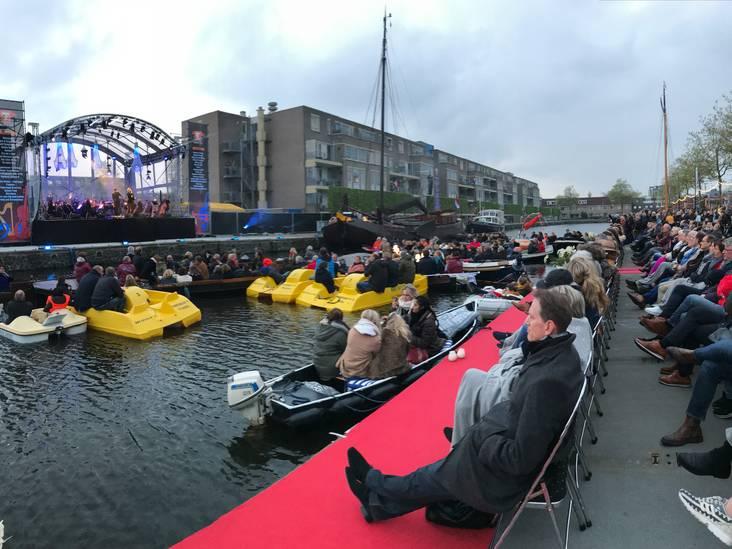 VIDEO: Derde Piushaven Bevrijdingsconcert in Tilburg verwarmt het publiek
