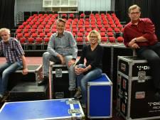 Sloop Stadshof in Vianen is einde  van een mooi theatertijdperk