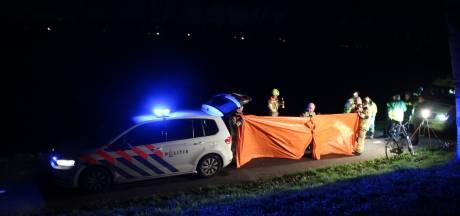 Man overleden na val in ijskoud water Kanaal door Walcheren