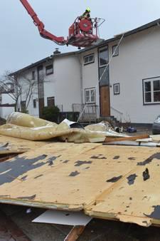 Stormschade onder de 10 miljoen euro