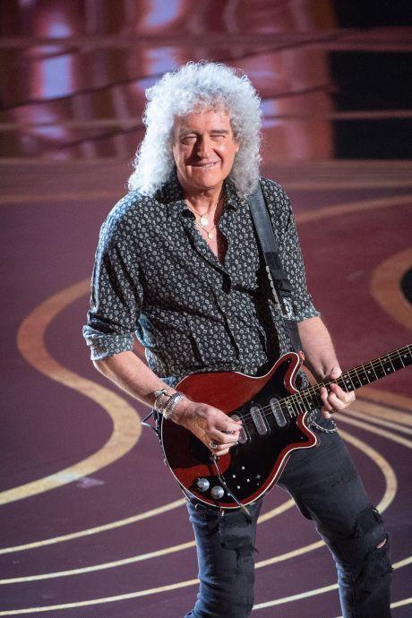 """Brian May, le guitariste de Queen, victime d'une crise cardiaque: """"J'ai frôlé la mort"""""""