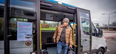 Buurtbussen Breng en Arriva blijven staan om risico voor chauffeurs