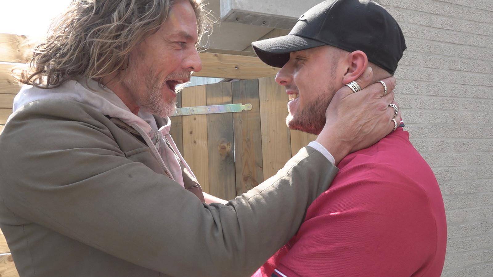 Tygo Gernandt met Kevin.
