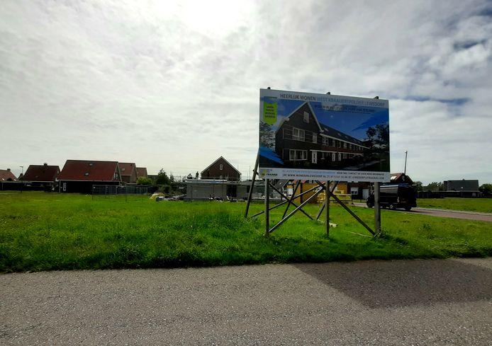 Nieuwbouwwijk West Kraaijertpolder in Lewedorp