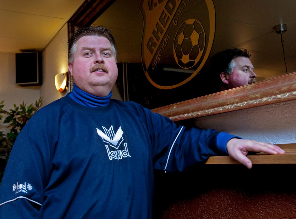John Farkas (hier op een archieffoto) wordt de nieuwe trainer van SC Rheden.
