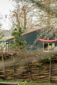 Brand uitgebroken in schuur zorgboerderij IJsselstein