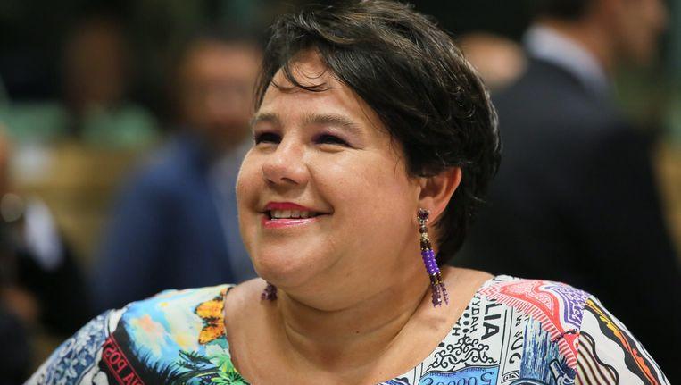 De VVD wil dat staatssecretaris Sharon Dijksma (Economische Zaken) gaat overleggen met de sectoren die getroffen worden. Beeld EPA