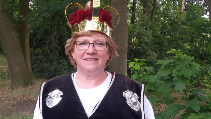 Koningin Truus van der Schoot