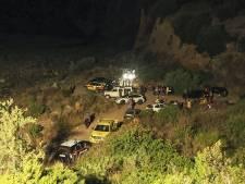 Zeker tien wandelaars omgekomen in Italiaanse kloof; zoektocht gaat verder