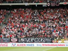 """Les supporters de l'Antwerp privés de déplacement, le club """"tombe des nues"""""""