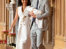 Royal baby: on connaît le nom du fils de Meghan Markle et du prince Harry