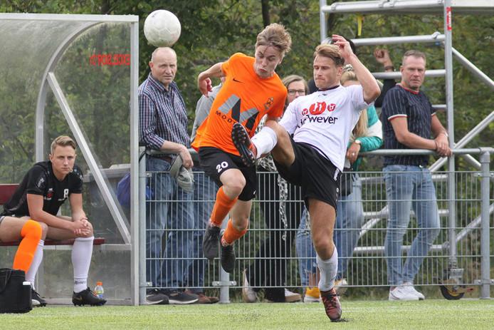 SVZW won van HHC Hardenberg