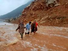 Cycloon treft enig oorlogsvrije stukje Jemen: 17 vermisten