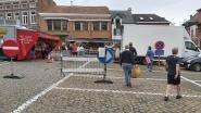 Weer zaterdagmarkt op Gemeenteplein