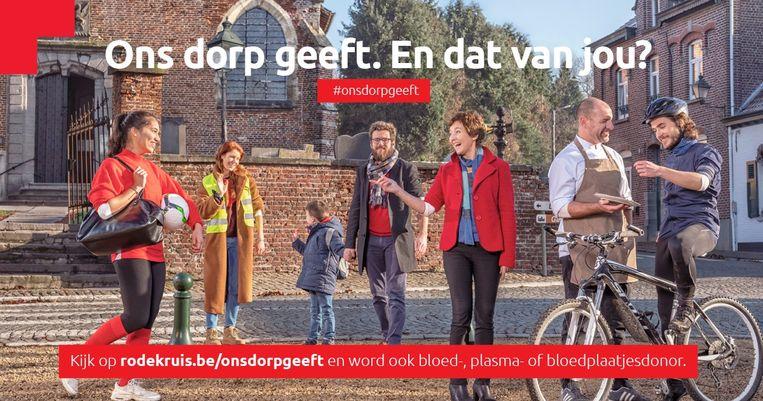 Het Rode Kruis is met een intensieve campagne gestart om meer bloed te geven.