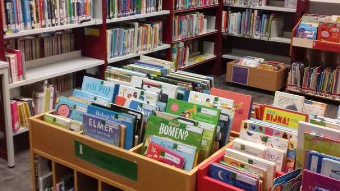 Bibliotheek in Ruiselede is weer open