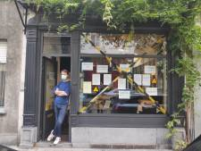 """""""Opgelet! Coronabroeihaard!"""": Gents restaurant kaart verplichte sluiting op ludieke manier aan"""