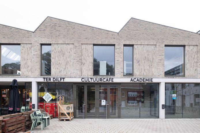 CC Ter Dilft en de Bibliotheek van Bornem