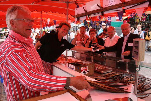Alle Vlaamse en Nederlandse specialiteiten ontdekken op de Grensfeesten.