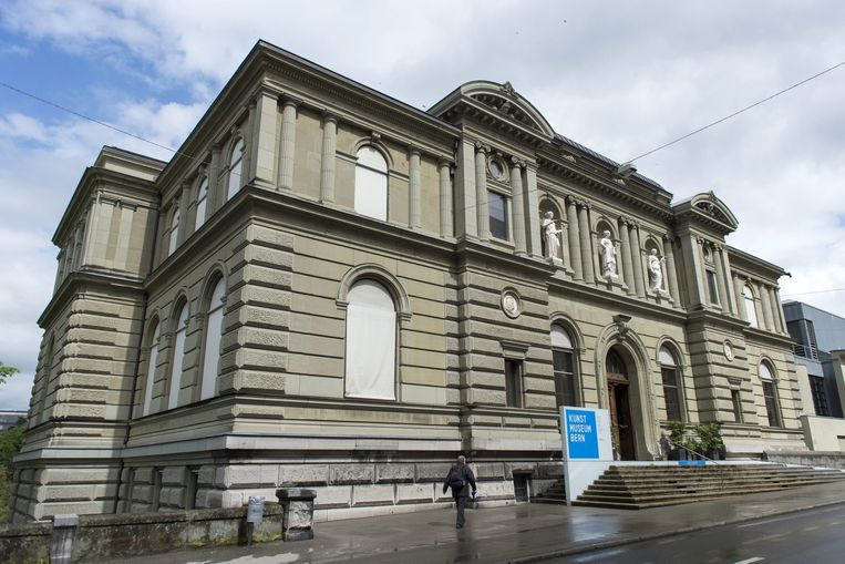 Het kunstmuseum in Bern Beeld epa