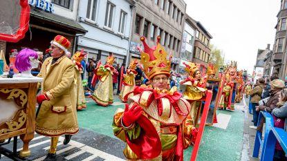 Carnavalsstoet op verschillende plaatsen afgelast wegens hevige rukwinden