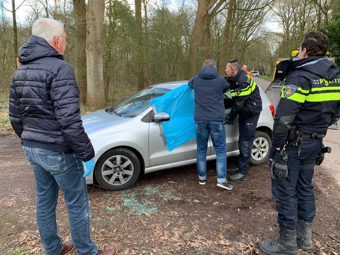 Arrestatieteam schiet op verdachte bij aanhouding in Cromvoirt